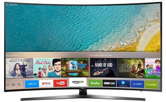 Smart Tivi Samsung UA43KU6500 (UA-43KU6500) - 43 inch, 4K - UHD (3840 x 2160)