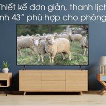 Smart Tivi Samsung UA43RU7200 (43RU7200)-  43 inch, 4K UHD, HDR