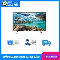 Smart Tivi Samsung 4K 50 Inch UA50RU7100KXXV (2019)