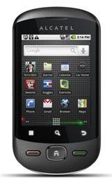 Smartphone Alcatel OT906