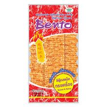 Snack mực tẩm gia vị cay ngọt Bento gói 24g