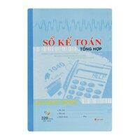 Sổ kế toán tổng 320 trang