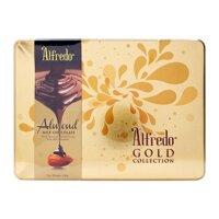 Sôcôla sữa nhân hạnh nhân hiệu alfredo – hộp 240g
