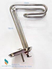 Sợi đốt đa năng cho bình Nóng Lạnh ARISTON PICENZA loại 15L bát 6.5 x 18+13cm