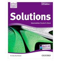 Solutions 2E Intermediate DVD-ROM