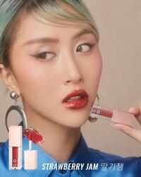 Son Glow Tint LOULOU - 04 Strawberry Jam - Hồng đất 3g