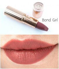 Son Li - Bond Girl - Charlotte Tilbury New Matte Revolution Lipstick
