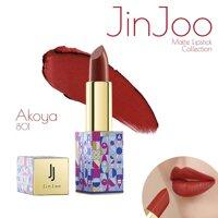 Son lì JinJoo - Đỏ thuần (801)