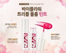 Son Nature Republic By Flower Triple Volume Tint #06 Rose