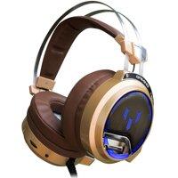 SoundMax AH-318 - Tai nghe chơi game giá rẻ, dáng dấp mạnh mẽ.