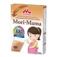 Sữa bà bầu Morimama vị socola 200g