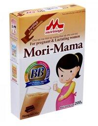 Sữa bầu Mori Mama 200g vị socola
