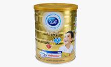 Sữa bột Dutch Lady Cô gái Hà Lan Gold 123 - hộp 1500g (dành cho trẻ từ 1 - 3 tuổi)