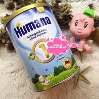Sữa bột công thức Humana Gold Số 1 350gram date 05/11/2019