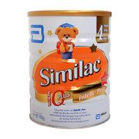 Sữa bột công thức Similac IQ số 4 900g (2-6 tuổi)