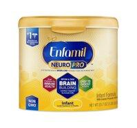 SỮA BỘT ENFAMIL NEURO PRO NON-GMO INFANT FORMULA - 587G (0 - 12 THÁNG)