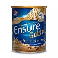 Sữa Bột Ensure Gold Hương Cà Phê 850g