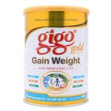 Sữa Bột Gigo Gold Gain Weight (900g)