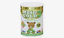 Sữa bột Meiji Gold 3 - hộp 900g (dành cho trẻ từ 1 - 3 tuổi)