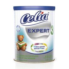 Sữa bột Celia Expert 3 - hộp 400g (dành cho trẻ từ 1 - 3 tuổi)