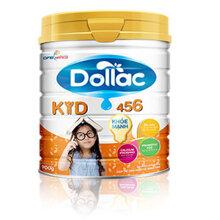 Sữa Bột Dollac Kid 456 900g