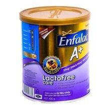 Sữa bột Enfalac LactoFree A+ - hộp 400g (cho trẻ gặp vấn đề tiêu hóa)