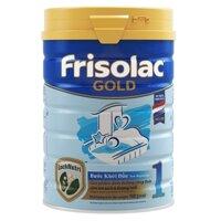 Sữa Frisolac Gold số 1, 0-6 tháng 900g