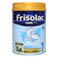 Sữa Frisolac Gold Số 1 900g (0 - 6 Tháng)