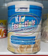 Sua Kid Essentials Nestle Cho Be Bieng An