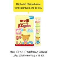 Sữa Meiji thanh 0-1 - bán lẻ