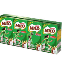 Sữa milo 110ml