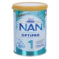 Sữa Nan nhập khẩu Nga số 1, 2, 3, 4 - Hộp 400g