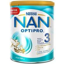 Sữa bột Nan Pro 3 - hộp 900g (dành cho trẻ từ 1 - 3 tuổi)