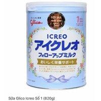 SỮA NHẬT GLICO - 820GR