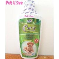 Sữa tắm Bio Care (200ml) trị ve rận bọ chét khử mùi chó mèo