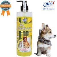 Sữa tắm bio lovely giúp dưỡng lông siêu mượt khử mùi hôi cho chó mèo - 79305