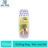 Sữa tắm dưỡng lông khử mùi hôi cho chó mèo - Bio Lovely pet 150ml