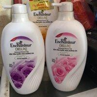 Sữa tắm enchanteur hương nước hoa 650g