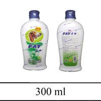 Sữa tắm mượt lông trị mùi hôi ngứa ngáy cho chó mèo - Fay sữa tắm 4 sao 300ml