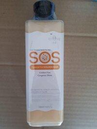 Sữa tắm SOS cho chó mèo lông mầu vàng