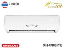 Điều hòa - Máy lạnh Sunhouse SHR-AW09H110 - 2 chiều, 9000BTU