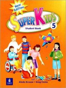 Superkids 5: Student Book