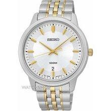 Đồng hồ nam Seiko Quartz SUR033P1