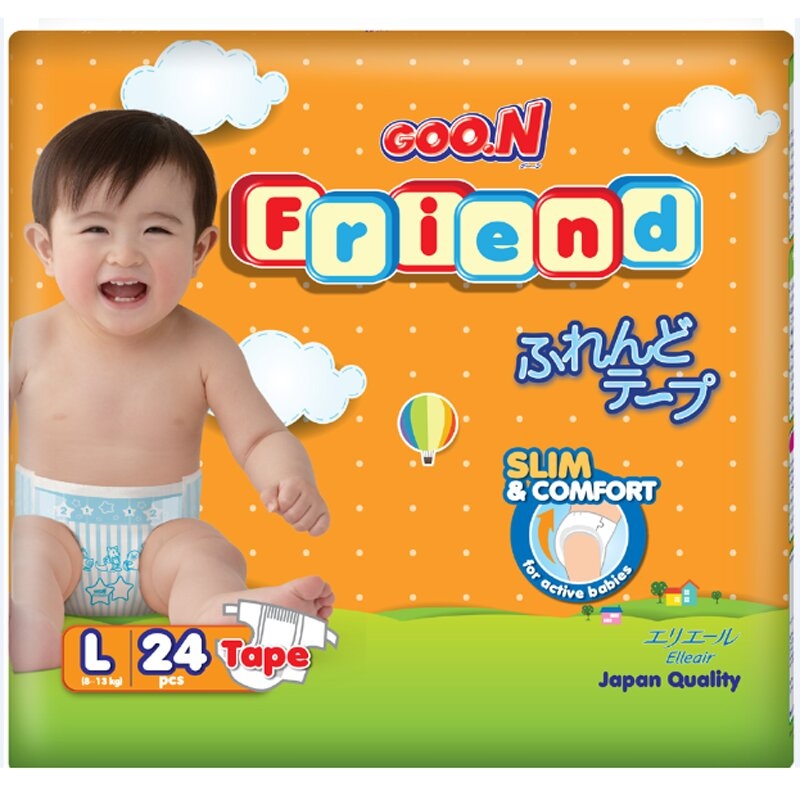 Ta - bim dan Goon Friend L24 (8-13kg)