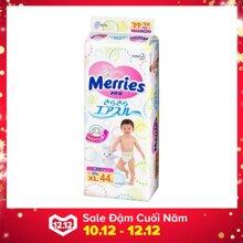 Tã dán Merries size XL44 miếng (trẻ từ 12 - 20kg)