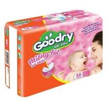 Miếng lót sơ sinh Goodry 56 miếng