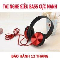 Tai nghe chụp tai over ear SIÊU BASS XB450AP chất lượng tuyệt vời âm thanh bass sống động- FULLBOX