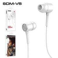 Tai Nghe In-Ear Super Bass Sendem V5
