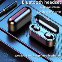 Tai nghe không dây bluetooth true wireless F9