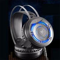 Tai Nghe Over Ear NUBWO N1 Gaming Headphone (Đen)